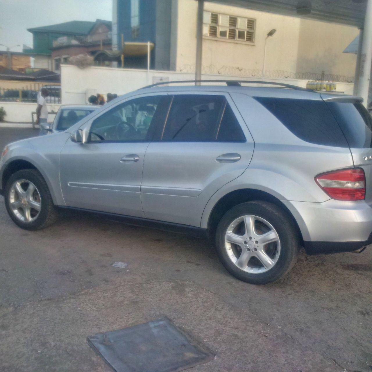 2007 tokunbo mercedes benz ml350 4matic autos nigeria for 2007 mercedes benz ml350 4matic