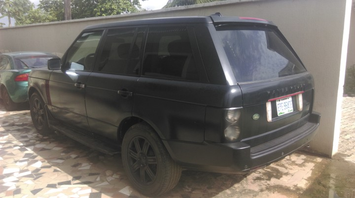 05 range rover vogue hse for quick sale reduced to to. Black Bedroom Furniture Sets. Home Design Ideas