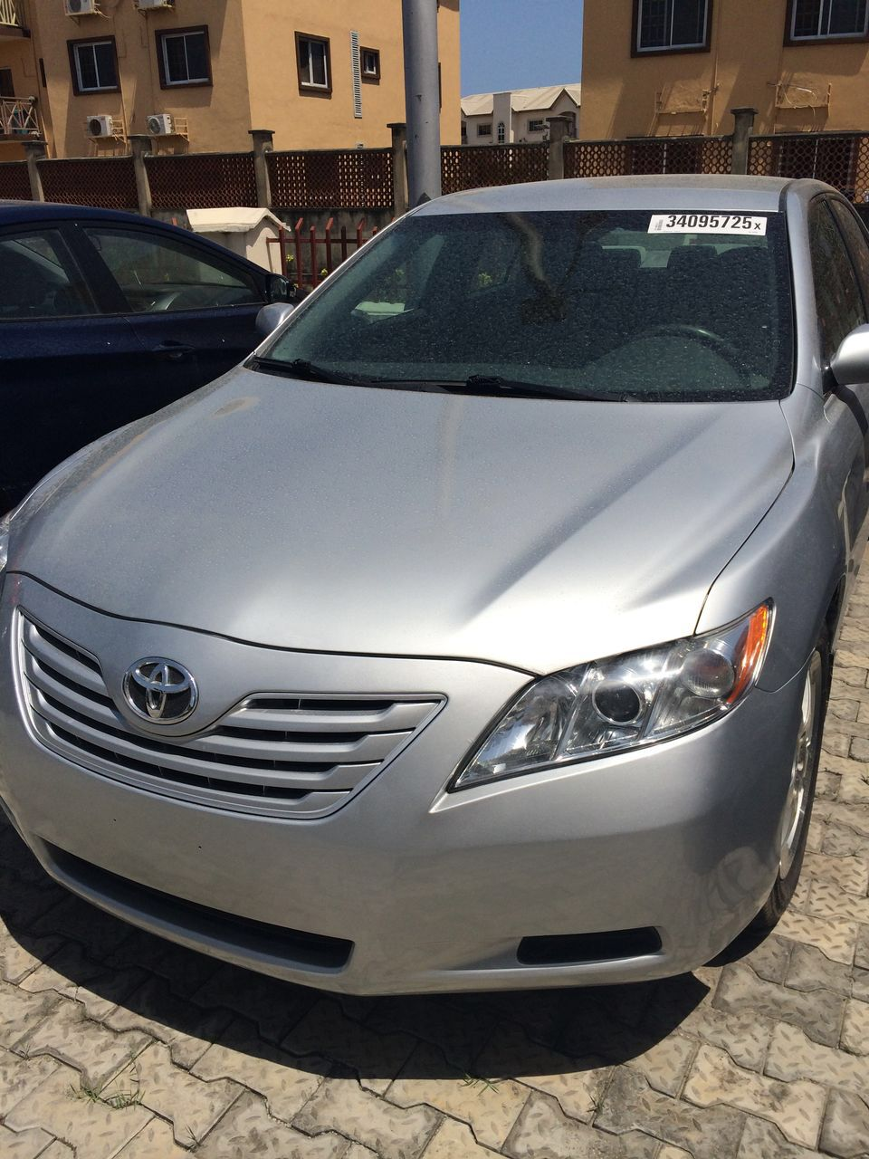 2008 toyota camry le toks selling cheap autos nigeria. Black Bedroom Furniture Sets. Home Design Ideas