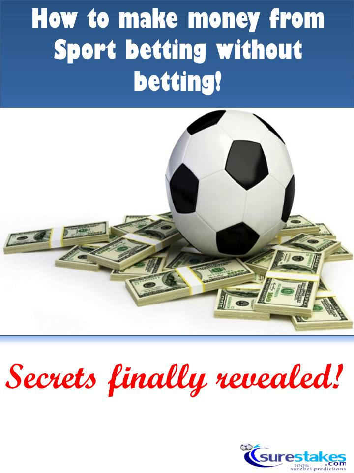 Make money on football without betting nba betting site