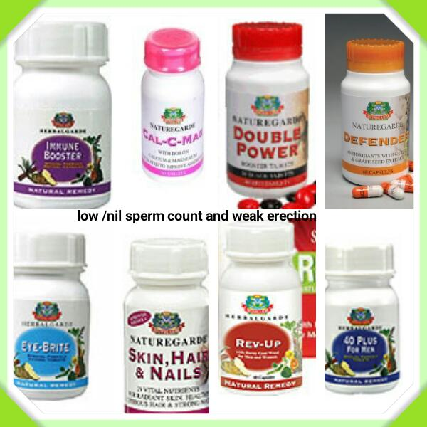 Boast Your Sperm Count With Natural Supplements Health Nigeria