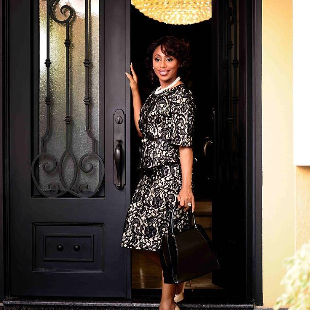 Dakore Akande Oozes Elegance In Ad Campaign For Mobosfashion (See Photos)