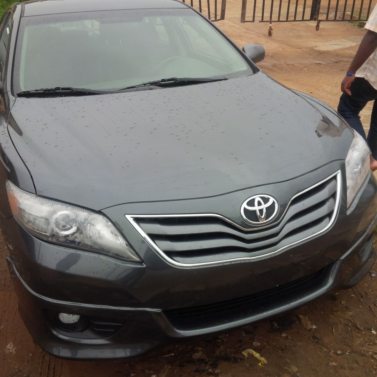 direct tokunbo toyota camry 2010 se sport edition forsale autos nigeria. Black Bedroom Furniture Sets. Home Design Ideas
