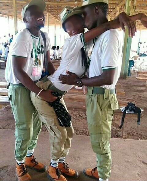 Ondo Corpers Post Girlfriends' Nude Photos Online, Get Arrested
