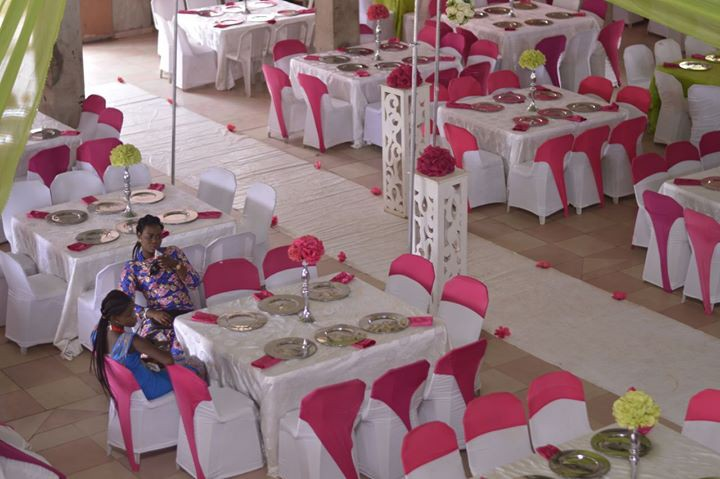 Full wedding decoration promo for midyear for just 100k events call lammyglo 08034038784 junglespirit Image collections