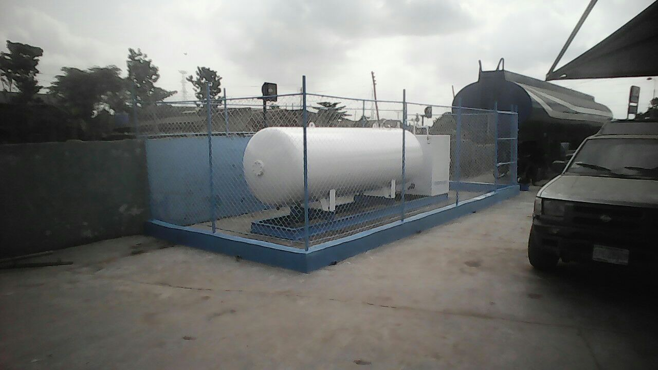 how to start a gas business in nigeria