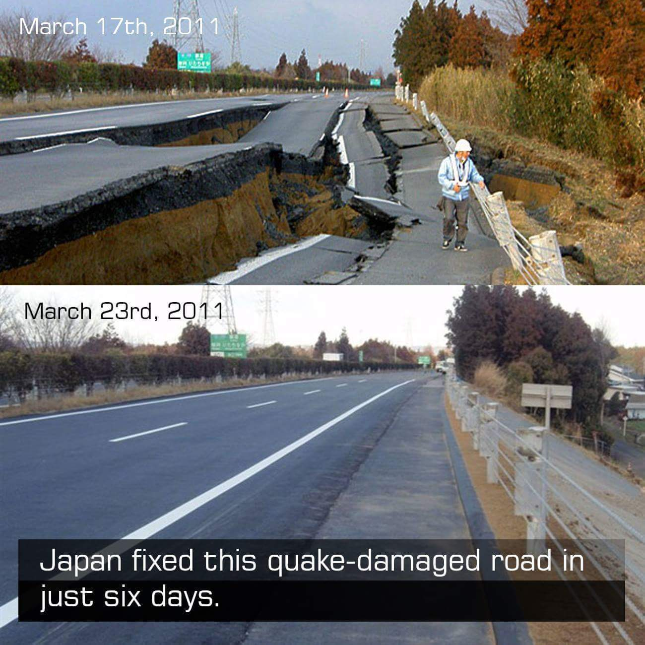And again about the repair of roads in the capital 12