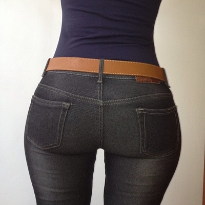 how to get a thigh gap with narrow hips