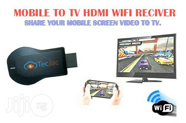 how to use hdmi cable to connect tablet to tv