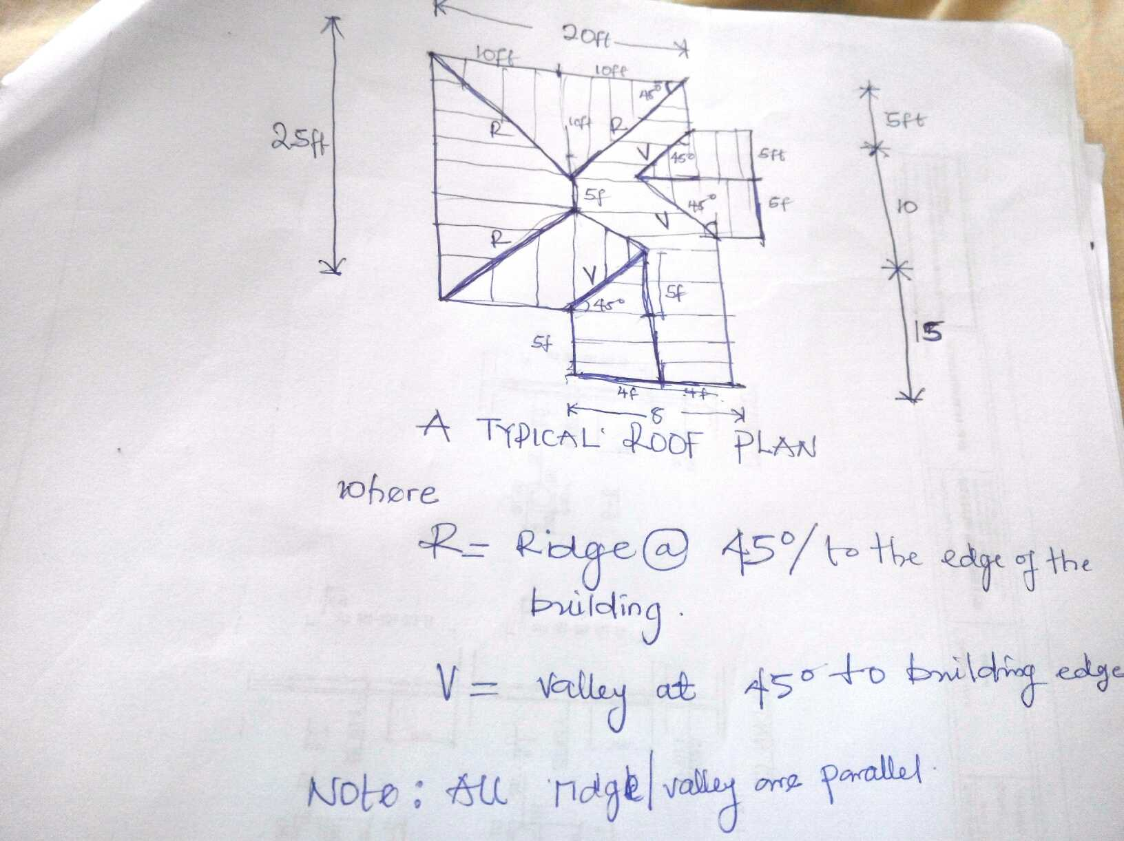 Simple Roof Truss Construction Roof Truss Spacing Made
