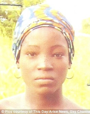 Amina Ali, The Rescued Chibok Girl, Details And Picture