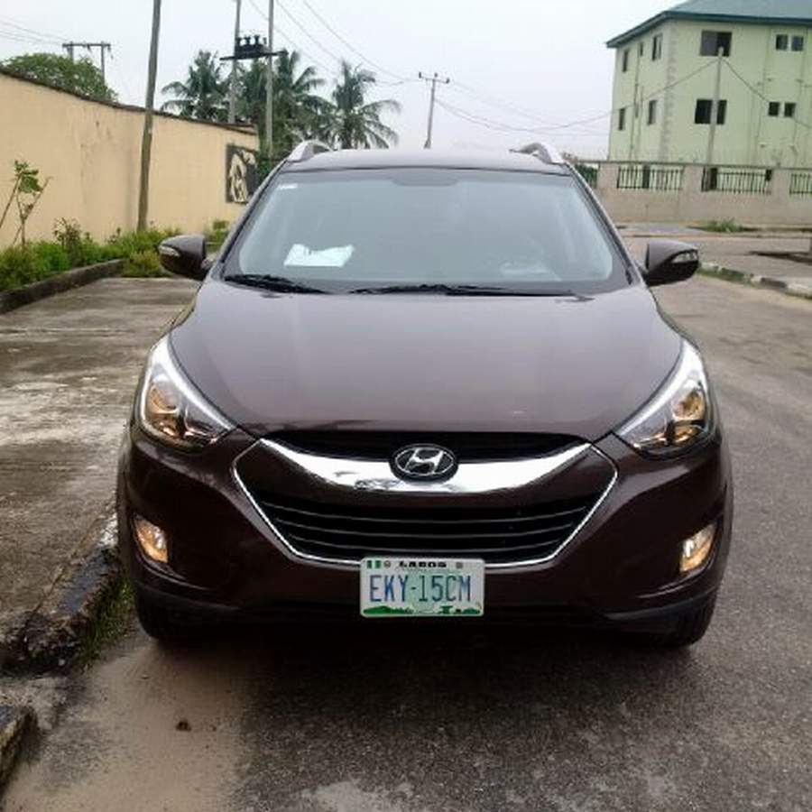 hyundai ix35 model 2015 asking price autos nigeria. Black Bedroom Furniture Sets. Home Design Ideas