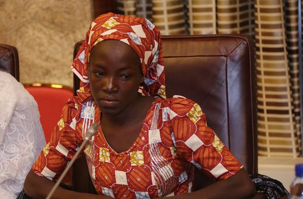 Nigerians React to Chibok Girl Rescue, Ask these 9 Questions, See!