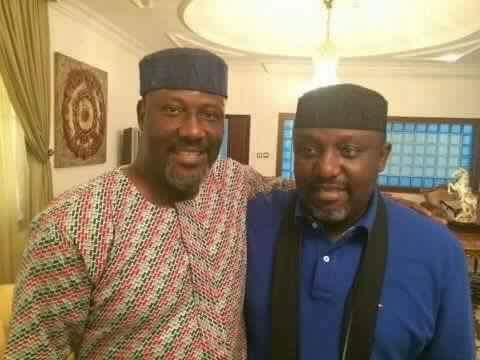 OMG!! See How Dino Melaye And Okorocha Look Alike, Are They Brothers?
