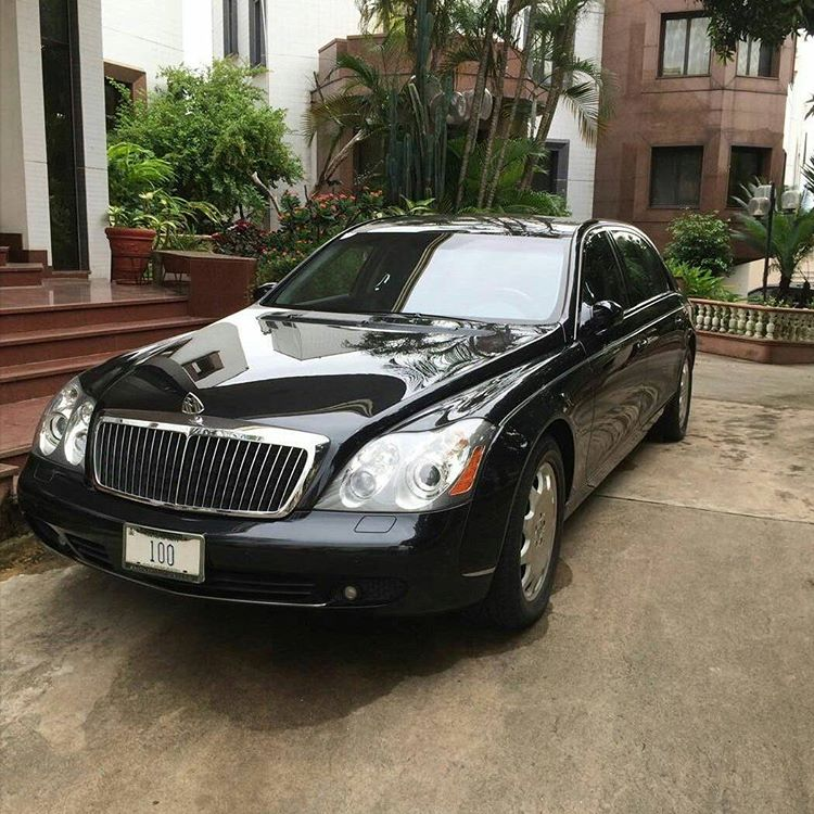 Top 10 most expensive cars in Nigeria