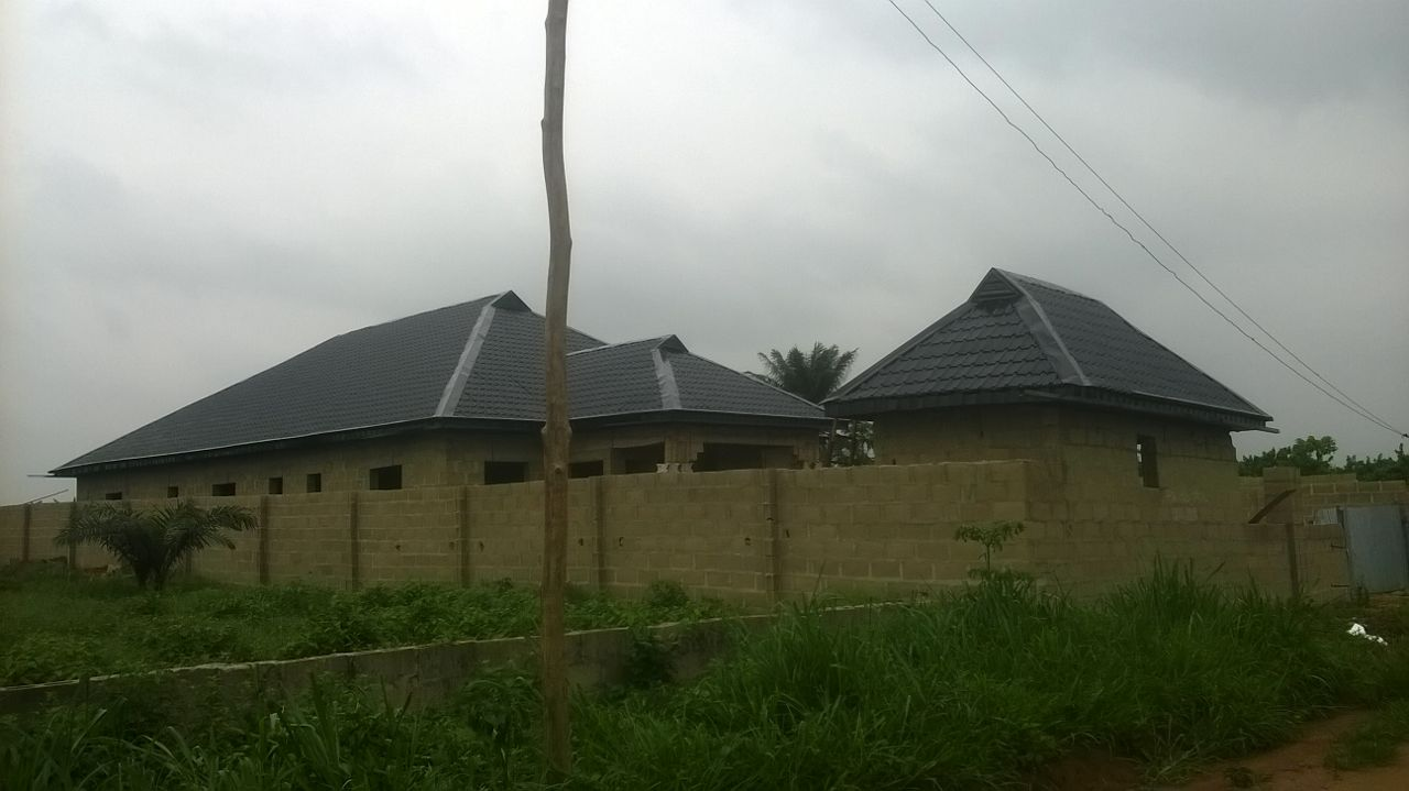 Nairalander Project Of Roofing With 0 55mm Aluminium