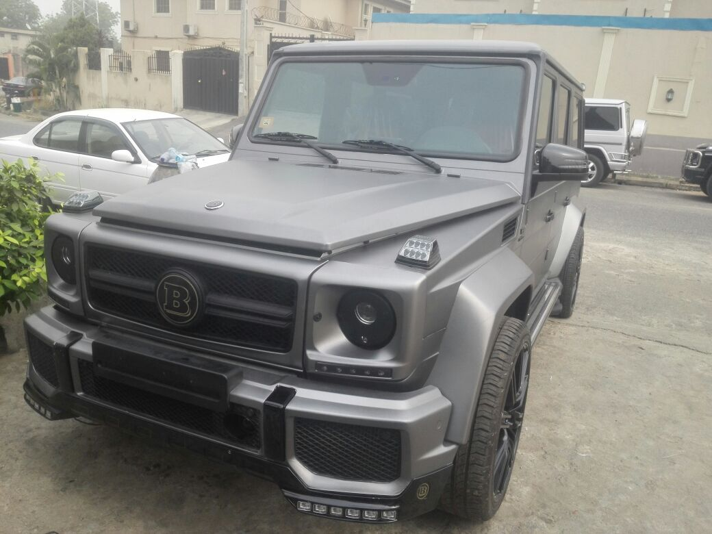 Customised dubai spec 2014 mercedes benz brabus g65 amg for Mercedes benz g65 price
