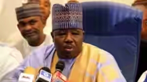 Sheriff Was Sacked Because He Wants To Be President, Promised 4 Governors VP