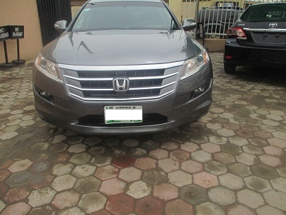tokunbo and registered 2011 to 2014 honda crosstour price autos nigeria. Black Bedroom Furniture Sets. Home Design Ideas