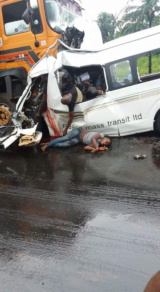 Fatal Accident That Happened Today - Events - Nigeria