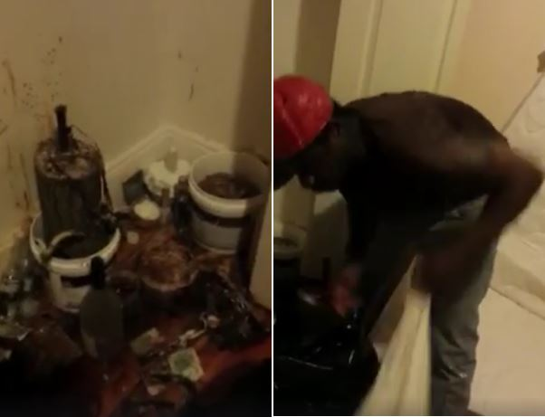 A Nigerian Man Builds Shrine And Worships 'Ogun' In UK  [Video]