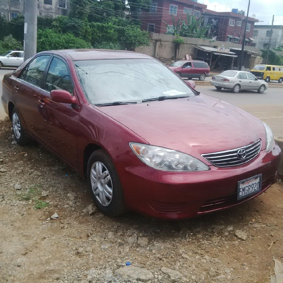 2005 Toyota Camry Transmission: Tokunbo Toyota Camry LE (big Daddy)