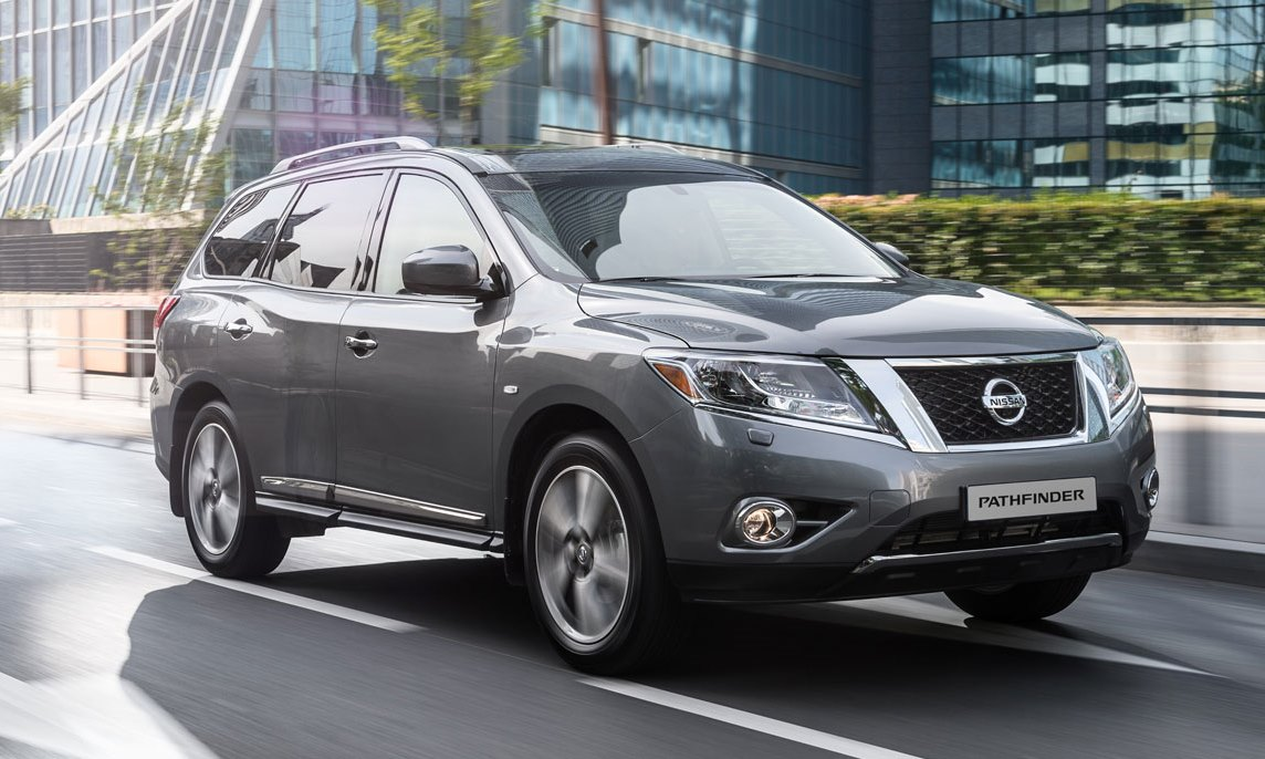Brand New 2016 Nissan Pathfinder 3 6l Cvt 4wd N13 6m Pricing 5m Autos Nairaland