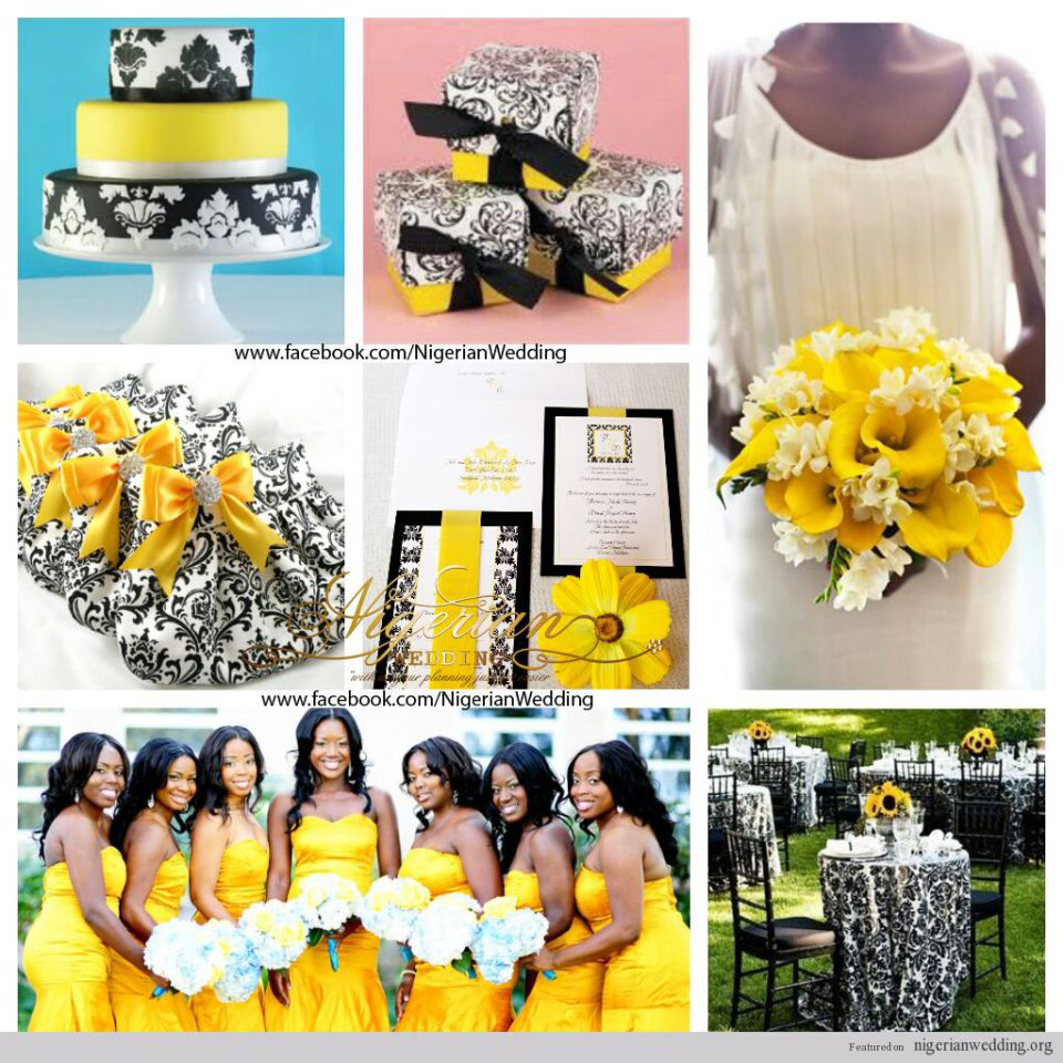 The Color Well You Ll Have Very Fabulous Results I Advise To Use White As A Back Ground Cant Go Wrong When Pair With Yellow And Black
