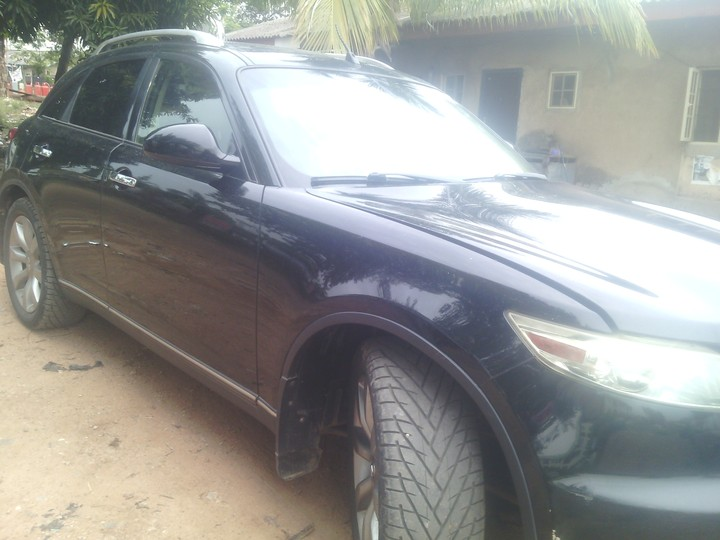 cleanest infiniti fx35 for sale in abuja first body autos nigeria. Black Bedroom Furniture Sets. Home Design Ideas