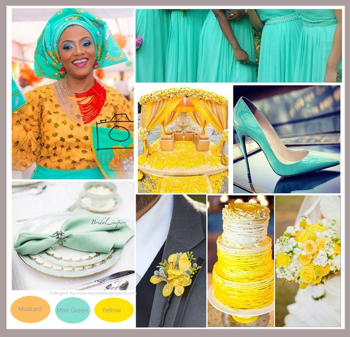 Different Color Combos For Your Wedding Inspiration Lots Of