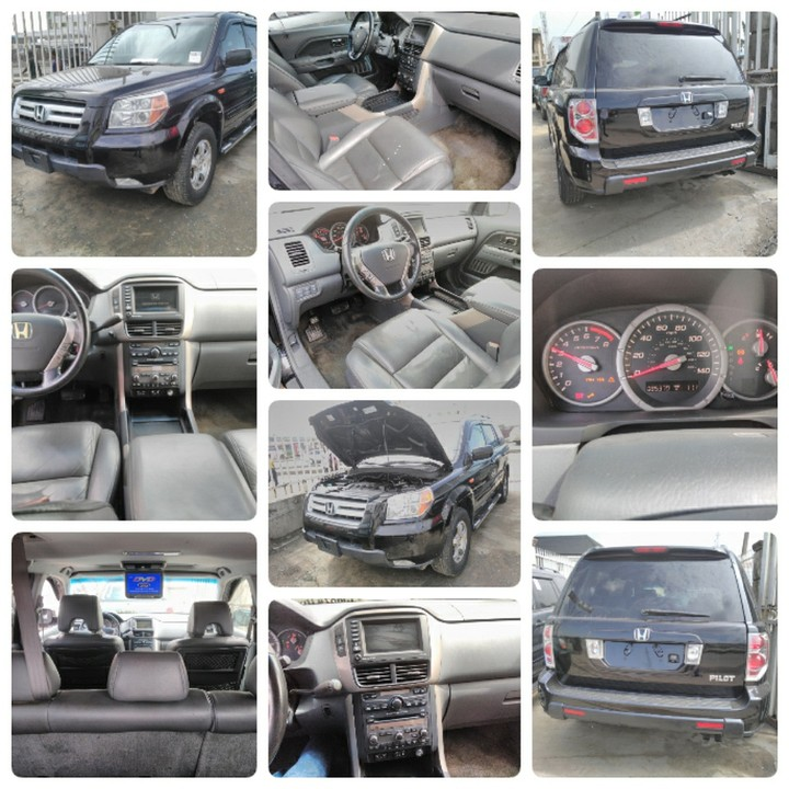 2010 Acura Mdx Technology Package For Sale: Honda Pilot 2007model Fullest Option With Dvd,navigation