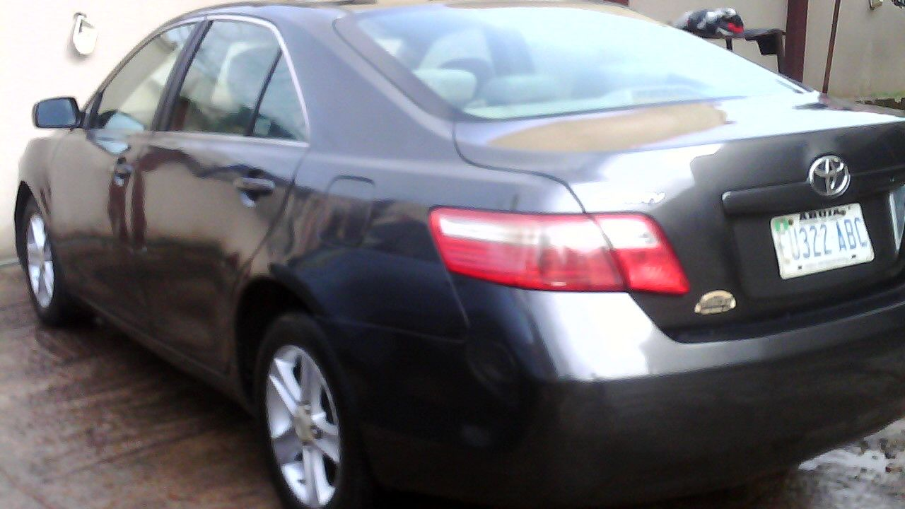 2008 toyota camry le used selling cheap autos nigeria. Black Bedroom Furniture Sets. Home Design Ideas