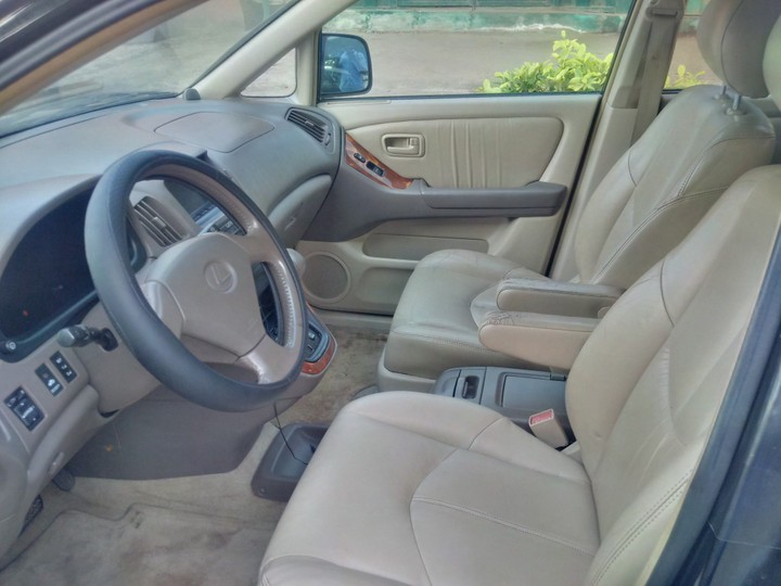 Fairly Used Lexus Rx 300 >> SOLD!Super Clean Lexus Rx300 For Sale Tokunbo - Autos - Nigeria