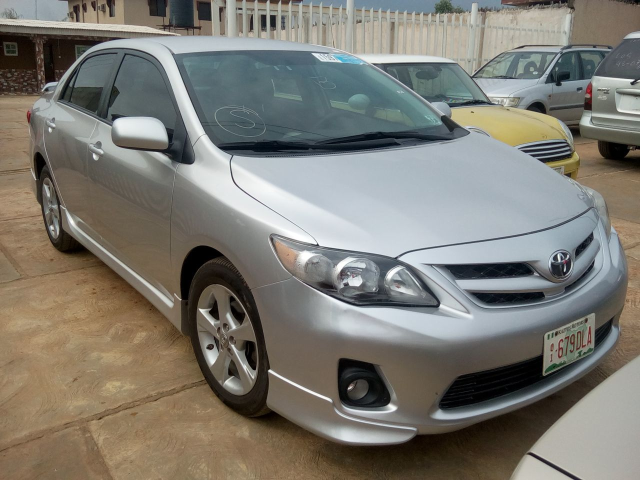 toks toyota corolla sport 2012 38k mileage autos nigeria. Black Bedroom Furniture Sets. Home Design Ideas
