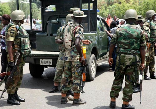 Army: Why We Attacked Protesting MASSOB, IPOB Members