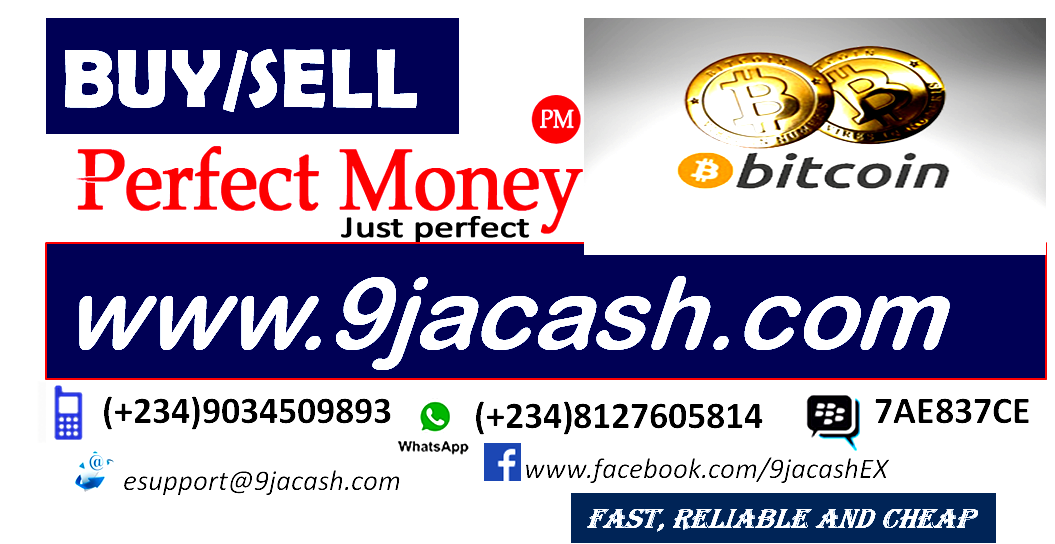 Buy Perfect Money (PM) with Bitcoin (BTC) Instantly | PayBis