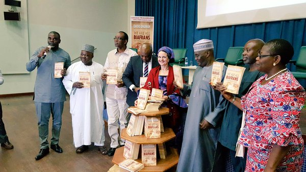 "Book Launch: ""We are Biafrans"", Atiku Abubakar Attends (Photos)"