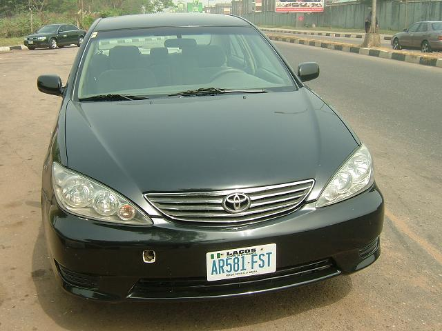 tokunbo 2006 toyota camry for sale at give away price 1. Black Bedroom Furniture Sets. Home Design Ideas
