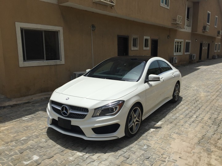 Mercedes benz cla 250 amg autos nigeria for Mercedes benz cls 250 price