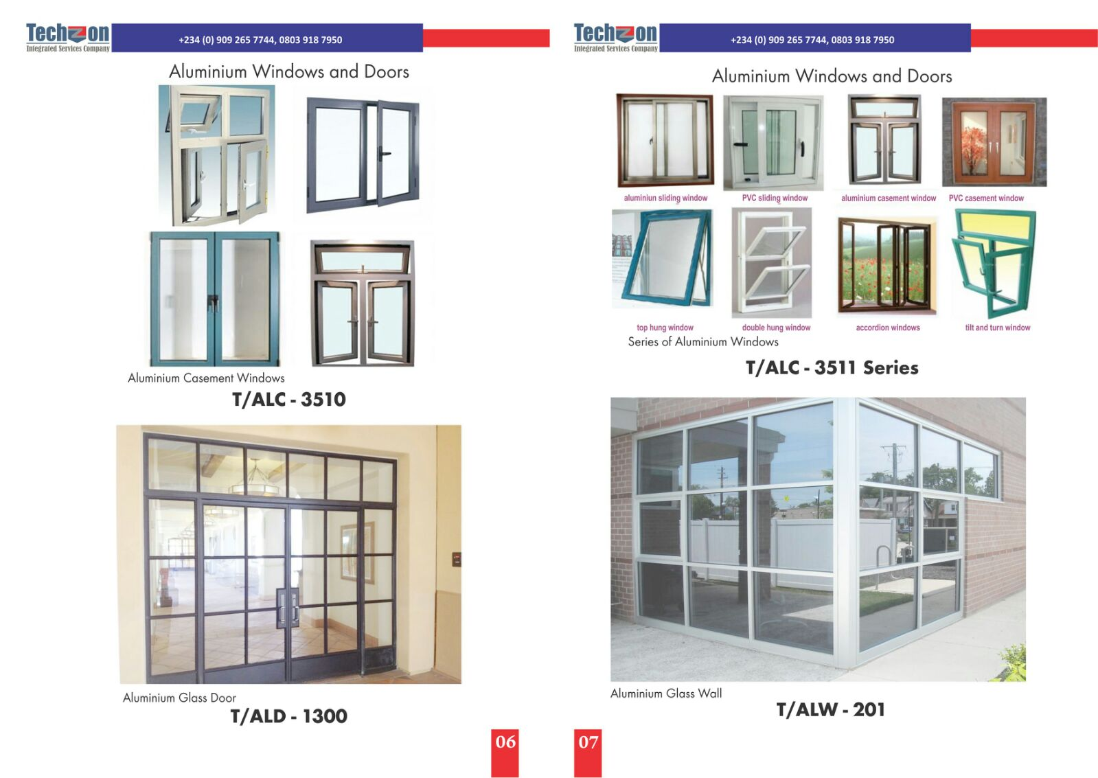Aluminium Casement Slidding Windows Business Nigeria