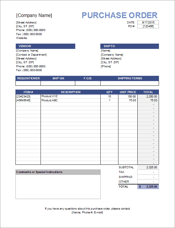 Invoice And Order Receipt How To Print Your Own - Business - Nigeria