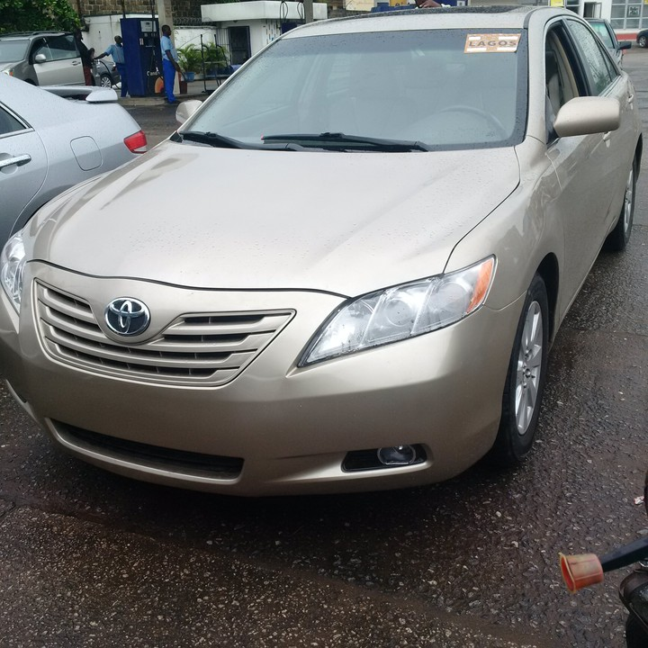 sold tokunbo 2008 toyota camry xle autos nigeria. Black Bedroom Furniture Sets. Home Design Ideas