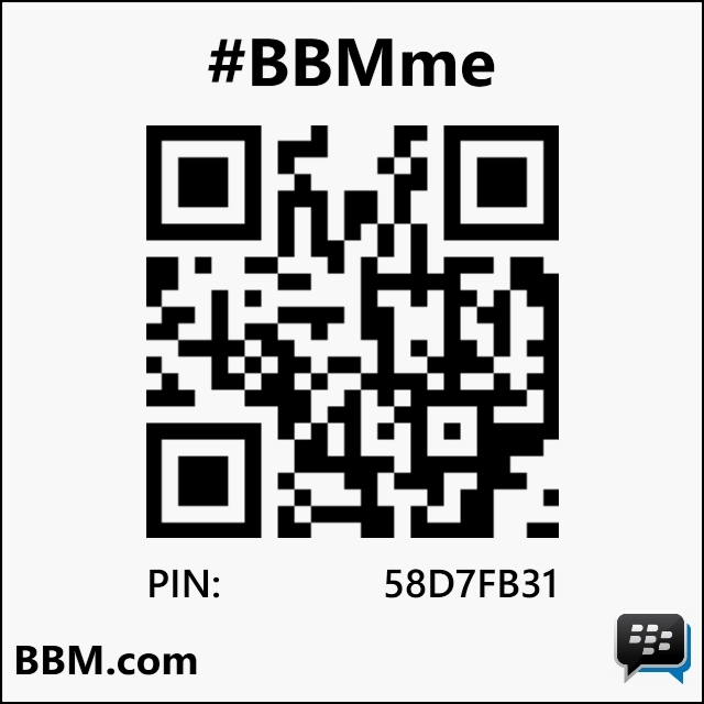 Bbm pins dating site