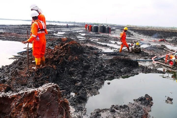 Ogoni Land Clean-Up to take 30 Years, See why!