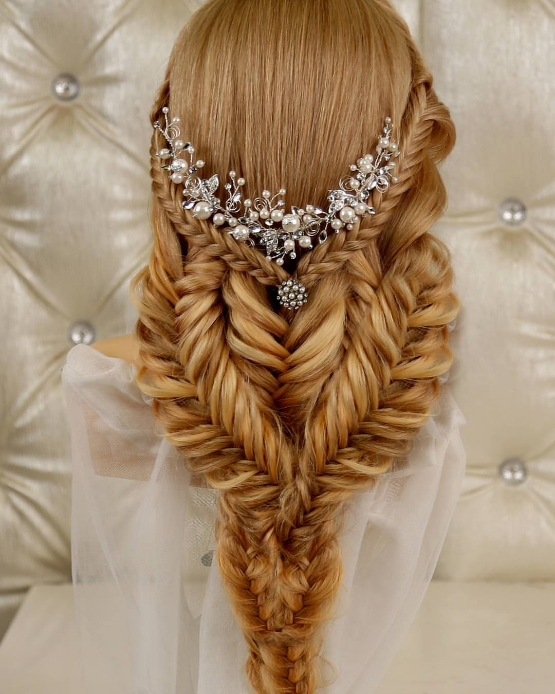 Best Of Bridal Hairstyles By Kashee S Beauty Parlour Fashion Nigeria