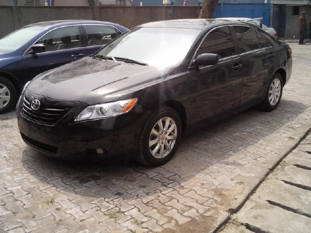 2008 toyota camry xle thumbstart autos nigeria. Black Bedroom Furniture Sets. Home Design Ideas