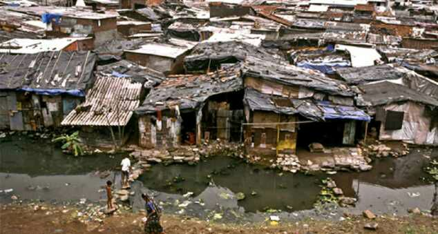 Image result for worst slum in the world image west africa