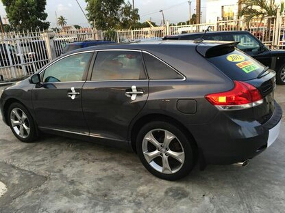 toyota venza for sale autos nigeria. Black Bedroom Furniture Sets. Home Design Ideas
