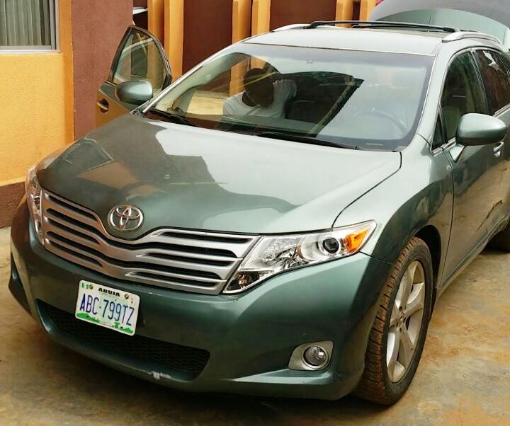 2014 Toyota Venza Transmission: Extremely Clean Nigerian Used 2010 Toyota Venza