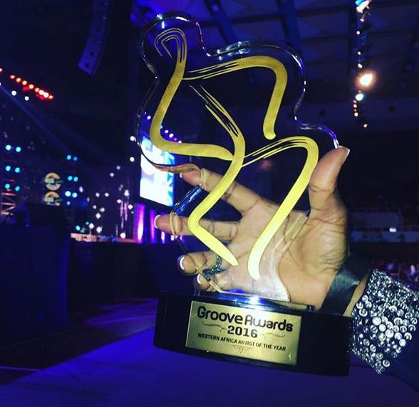 Sinach Emerges Western Africa Artiste Of The Year At Groove Awards In Kenya